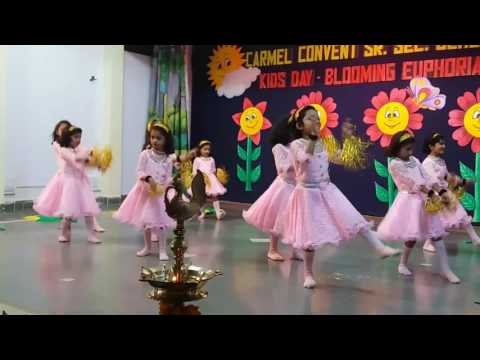 Welcome welcome song dance