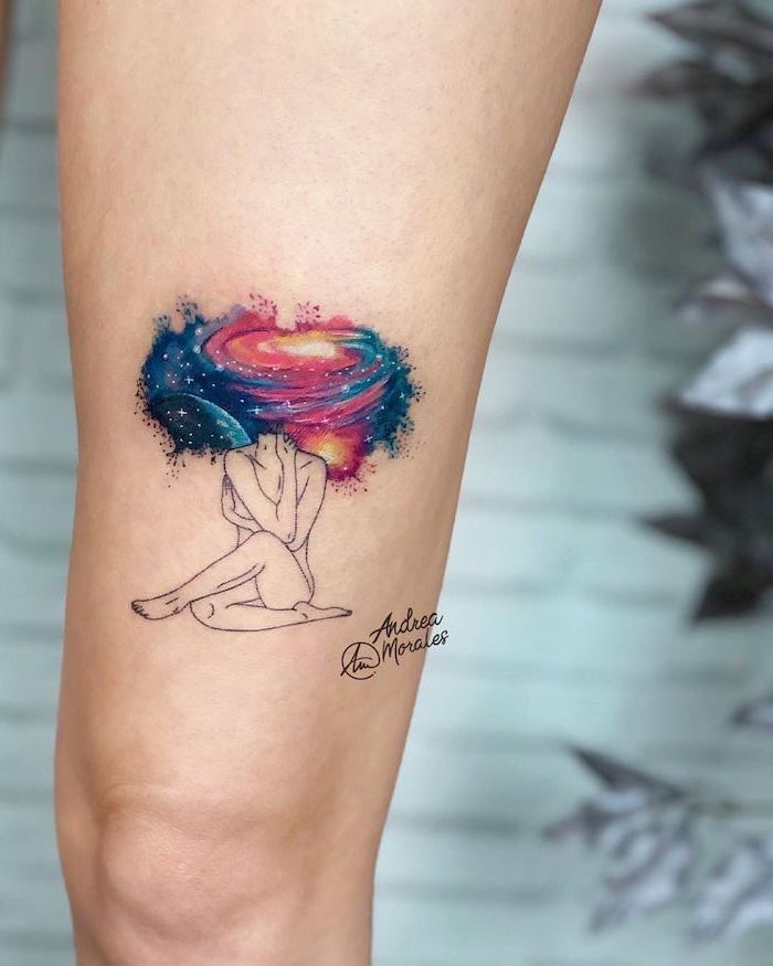 Images of tattoos with naked women