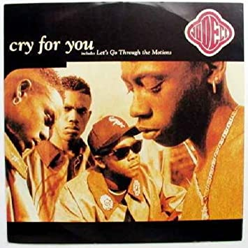 Cry 4 you