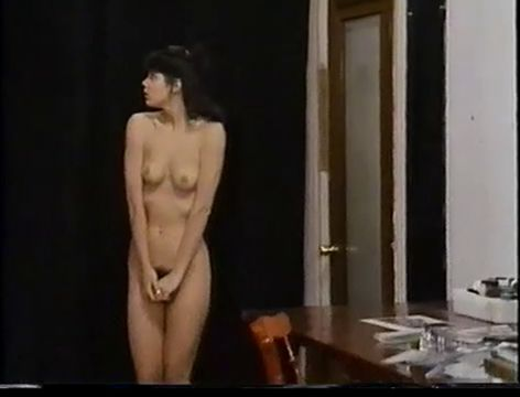 Tricked girl into posing nude