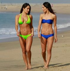 The bella twins naked bent over