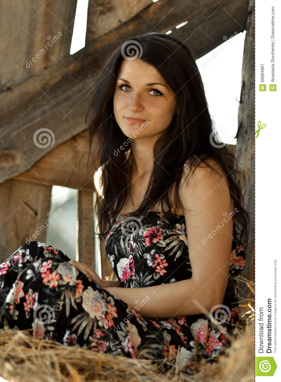 Very nice girl picture