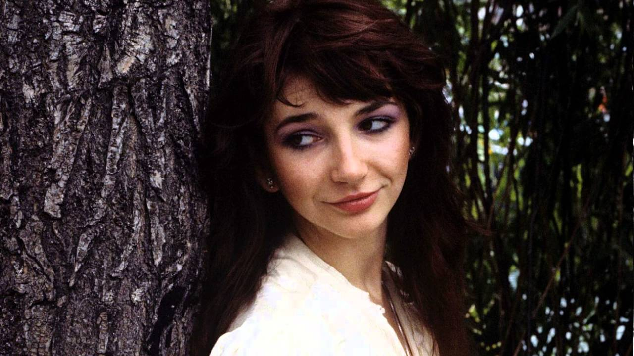 Youtube kate bush running up that hill