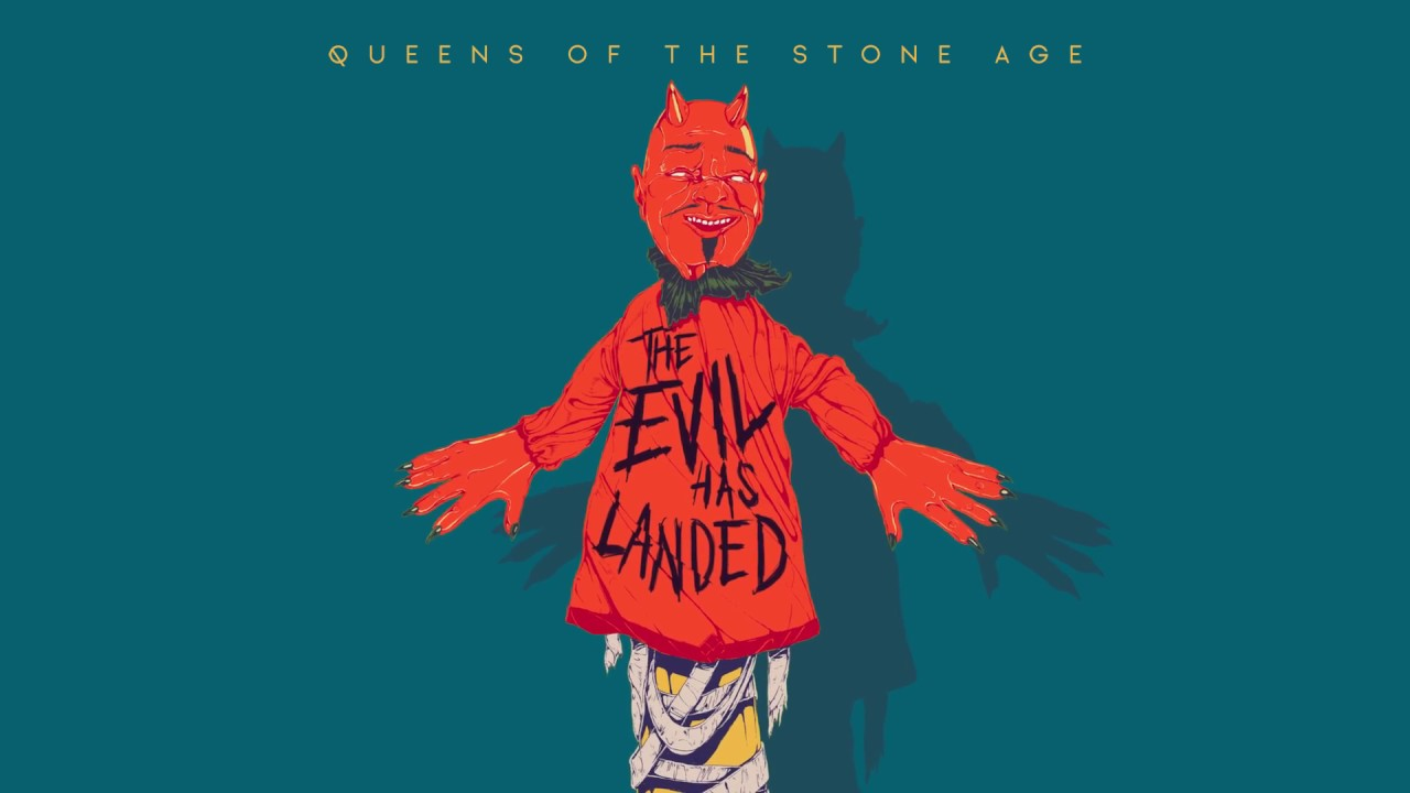 Youtube queens of the stone age villains